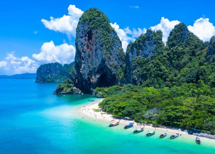 thailande eau turquoise travellia agence de voyage sur mesure oran