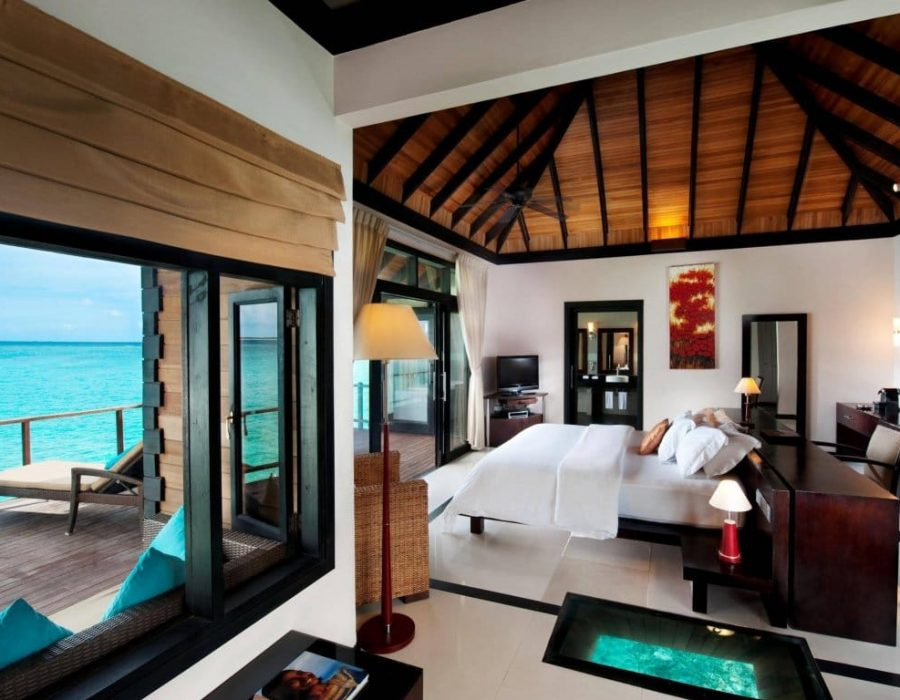 Sun Siyam Iru Fushi Travellia voyage maldives